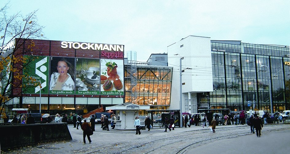 Image result for stockmann riga